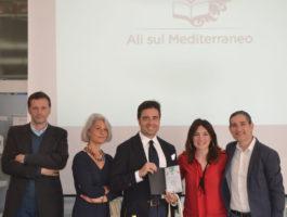 Eric Biagi Valérie Le Bacon Antonio Granata, Cristina Medaglia e Nico Serratore