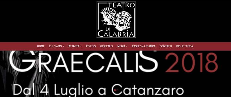 Graecalis 4 Luglio 2018 a Catanzaro