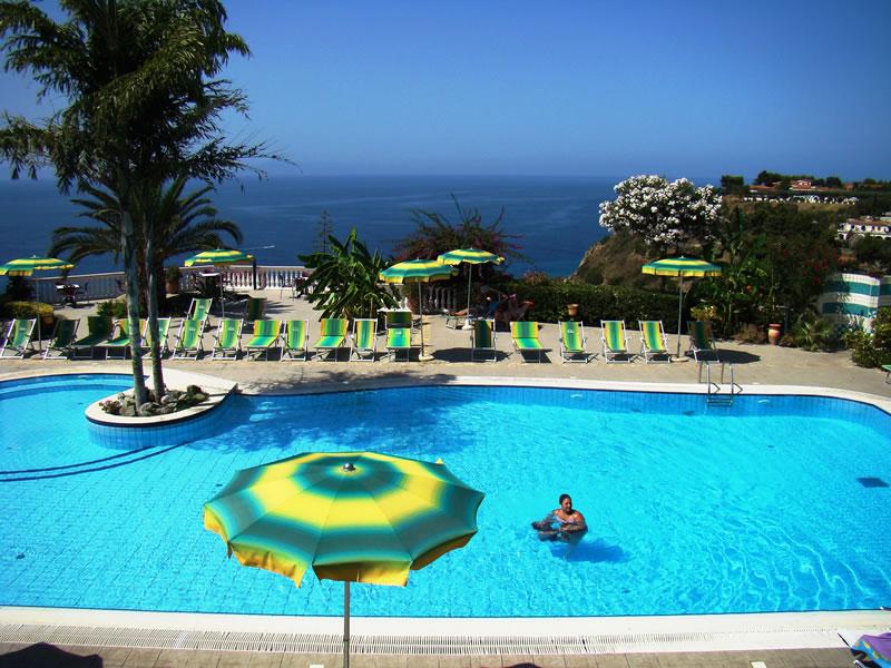 Hotel Residence Sciaron di Ricadi