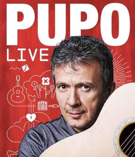Pupo live 2018