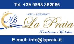 Hotel La Praia di Zambrone - Tropea