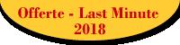 Offerte vacanze 2018