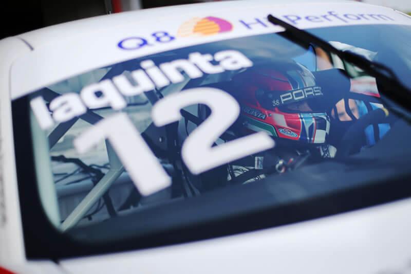 Iaquinta in cerca di punti di Monza