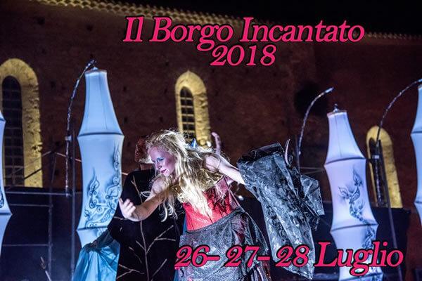 Il Borgo Incantato 26 - 27 - 28 Luglio 2018 a Gerace