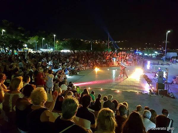 Soverato In Tango 3-4-5 Agosto 2018