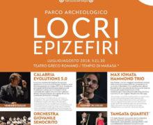 Archeo musica - Nel cuore del tempo Locri locandina