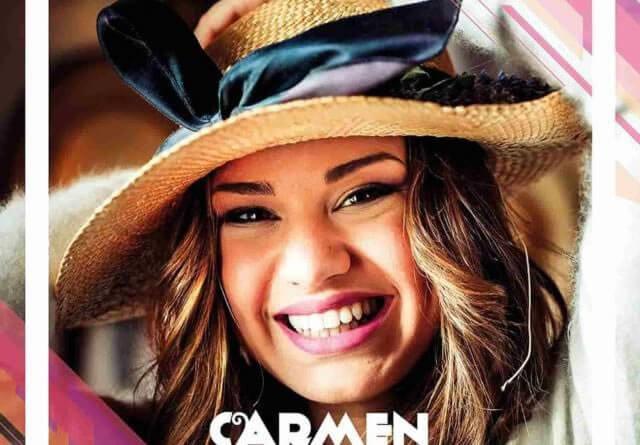 Carmen cantante finalista ad Amici