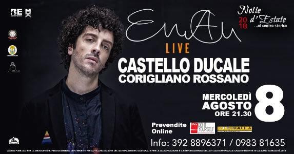 EMAN 8 Agosto 2018 Corigliano Rossano