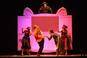 Festival di Teatro e Narrazione che si svolgerà dal 20 luglio al 17 agosto 208 ad Ostuni
