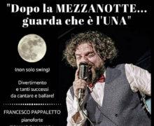 Gigi Miseferi 12 luglio 2018 al Jazz Club Room 21 Speakeasy locandina