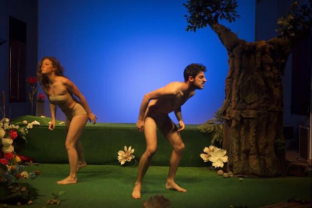 Il diario di Adamo ed Eva Di Dario De Luca