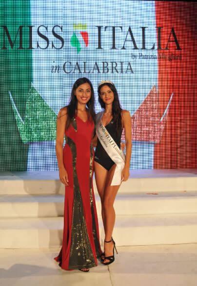 Maria Francesca Guido e Linda Suriano Miss Italia in Calabria 2018