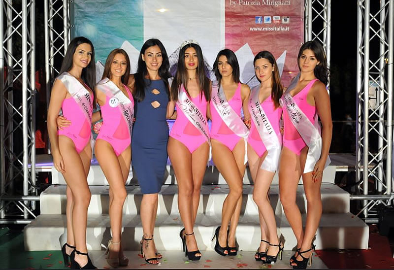 Miss Italia 2018 a Piane Crati