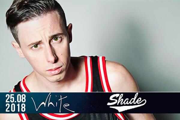 SHADE, sabato 25 agosto al White Different Club di Corigliano Rossano