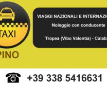Taxi Pino Tropea