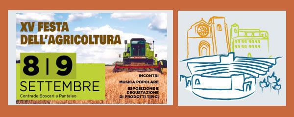 XV Festa dell'Agricultura Altomonte 8 e 9 settembre 2018