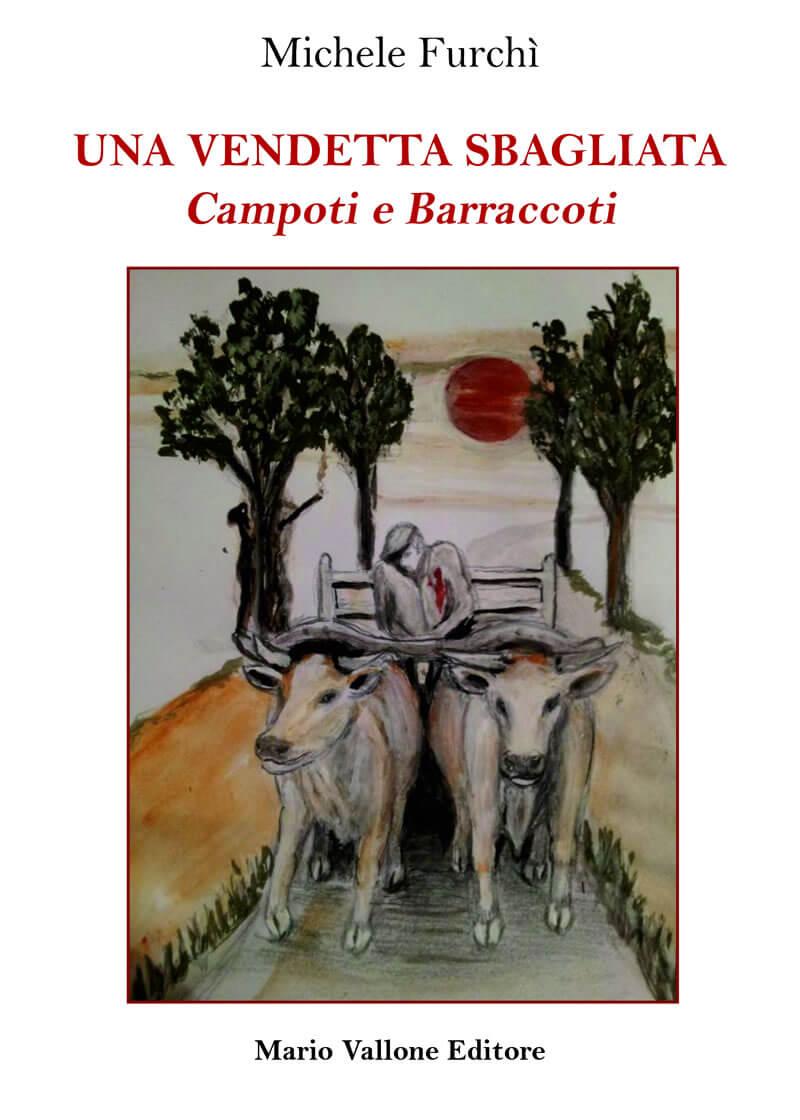 Copertina libro Una vendetta sbagliata di Michele Furchì