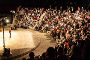Il pubblico di Avvistamenti_Ph Domenico Scordia