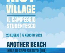 Riot Vollage 2021 Isola Capo Rizzuto