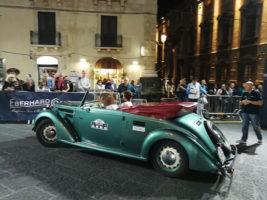 Automobilismo d'epoca Raid dell'Etna a Catania - foto 01