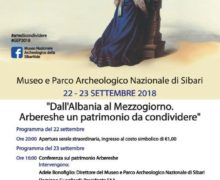 - Locandina - Dall'Albania al Mezzogiorno. Arbereshe, un patrimonio da condividere