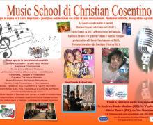 Music School di Christian Cosentino 2018