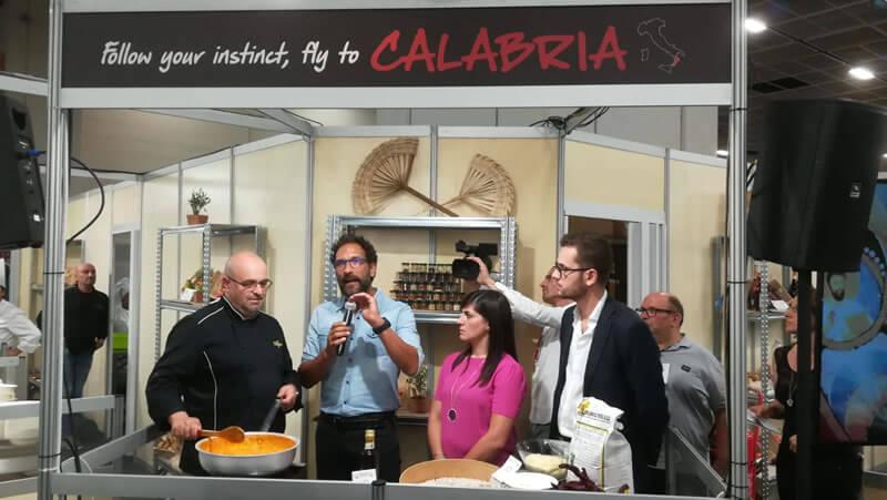 Parco del Pollino al Salone del gusto 2018