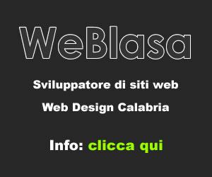 WeBlasa realizzazione siti web