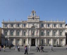 Aula Magna del Palazzo Centrale dell'Università di Catania