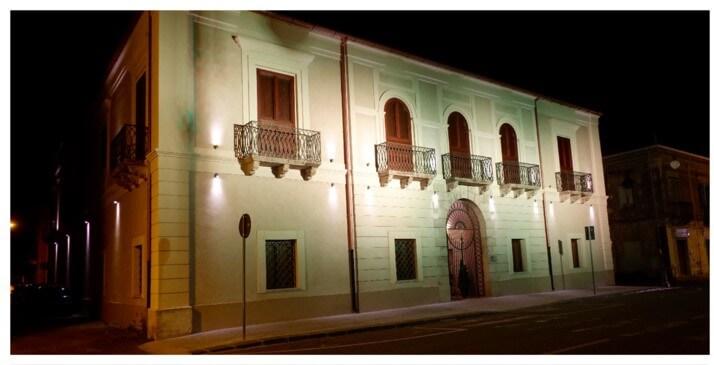 Locri Palazzo Nieddu