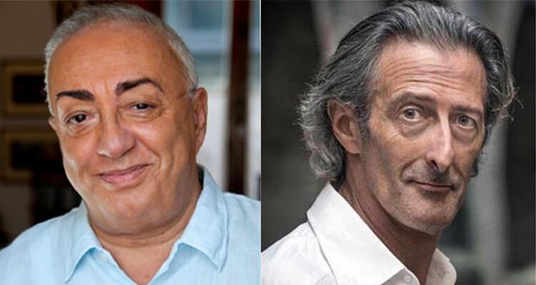 Peppe Barra e Nando Paone in Don Chisciotte
