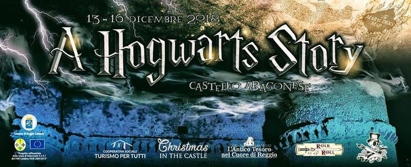 A Hogwarts Story dal 13 al 16 dicembre 2018 a Reggio Calabria