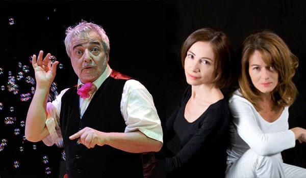 Bustric con il Duo Paola Biondi & Debora Brunialti