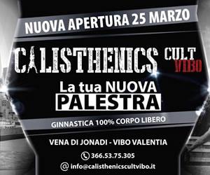 Calisthenics Cult Vibo