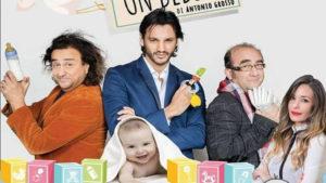 Tre Papà per un Bebè con MARIO ZAMMA - ALESSIA FABIANI - NICOLA CANONICO - GIUSEPPE CANTORE