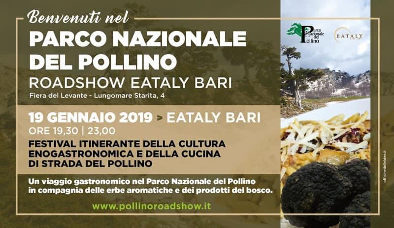 Eataly Bari il 19 gennaio 2019