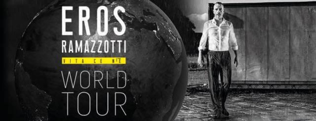 Eros Ramazzotti tour 2019