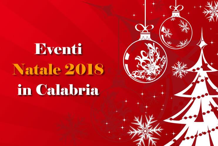 Eventi natalizi in Calabria