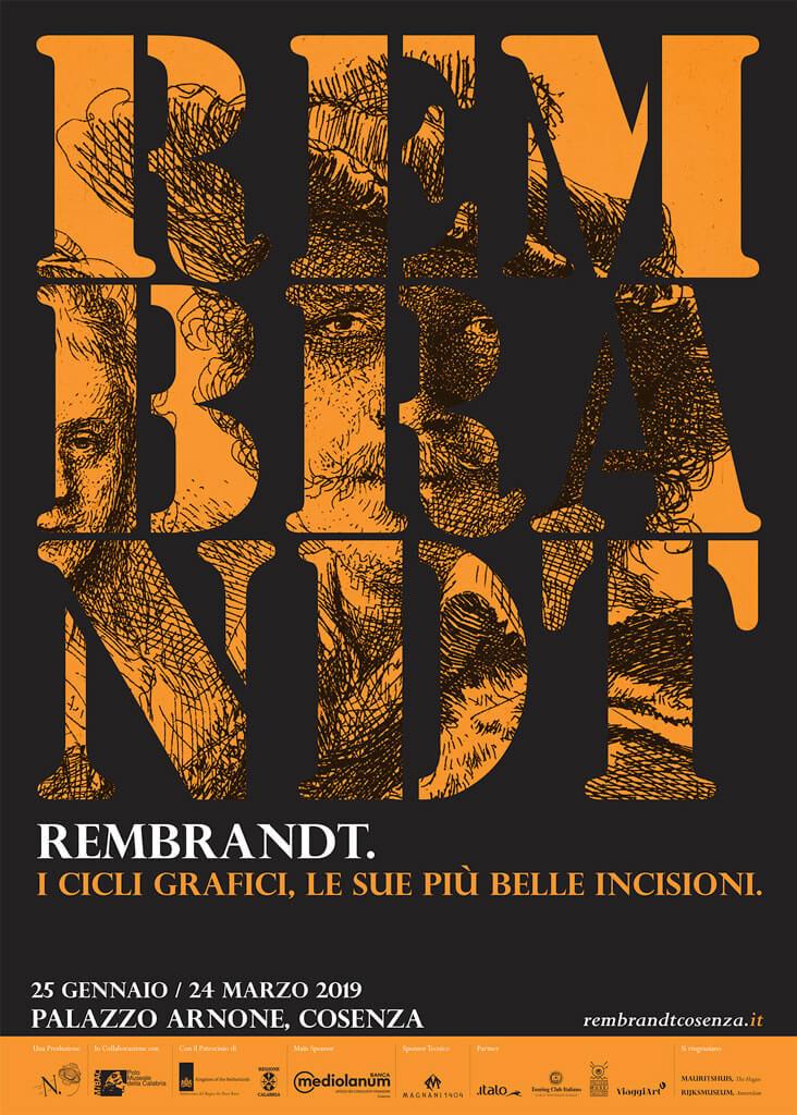 Mostra Rembrandt Dal 25 Gennaio al 24 Marzo 2019 Cosenza