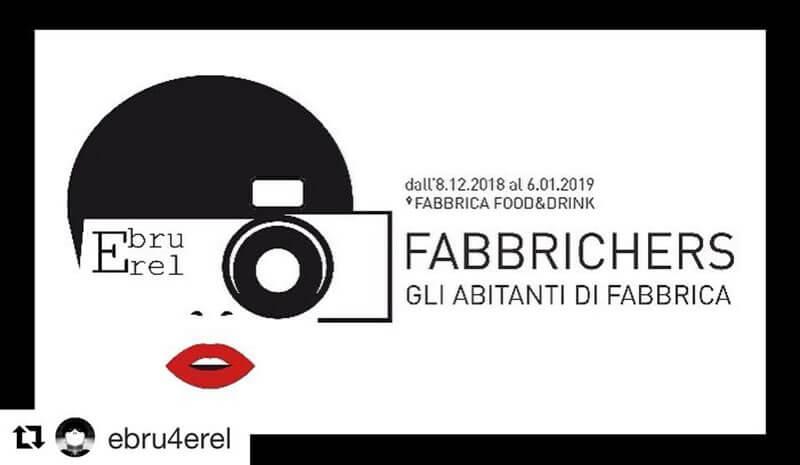 Mostra fotografica FABBRICHERS a Vibo Valentia 8 dicembre 2018 6 gennaio 2019