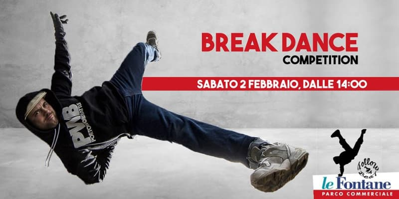 Break Dance Competition 2 febbraio 2019 a Catanzaro