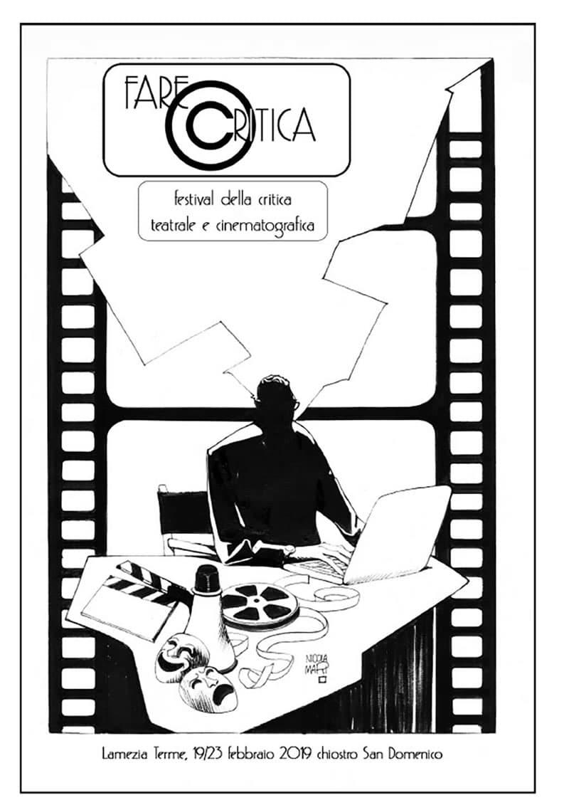 FARE CRITICA festival della critica teatrale e cinematografica 19 - 23 febbraio 2019