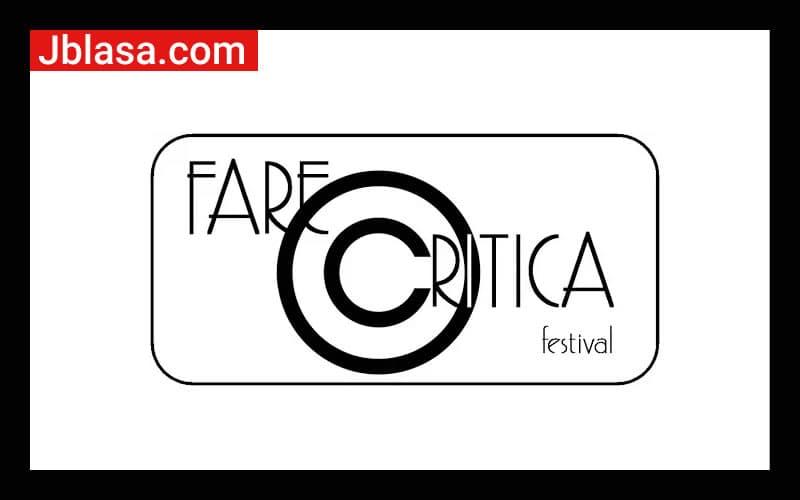 Fare Critica Festival Lamezia Terme