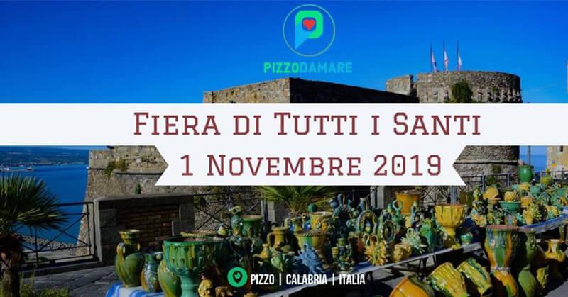 Fiera di Tutti i Santi Pizzo Calabro 1 novembre 2019
