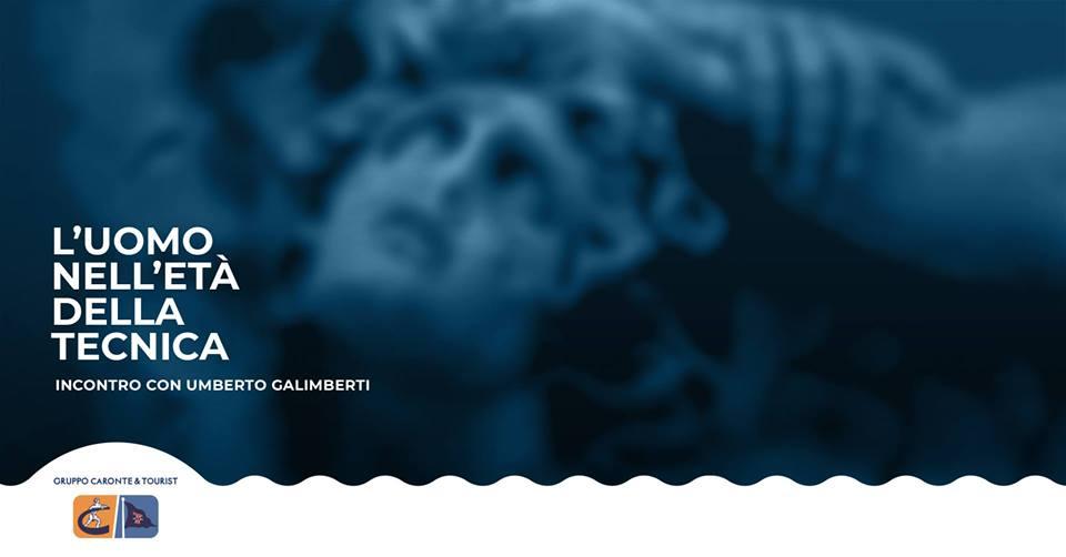 L'uomo nell'età della tecnica - Incontro con Umberto Galimberti