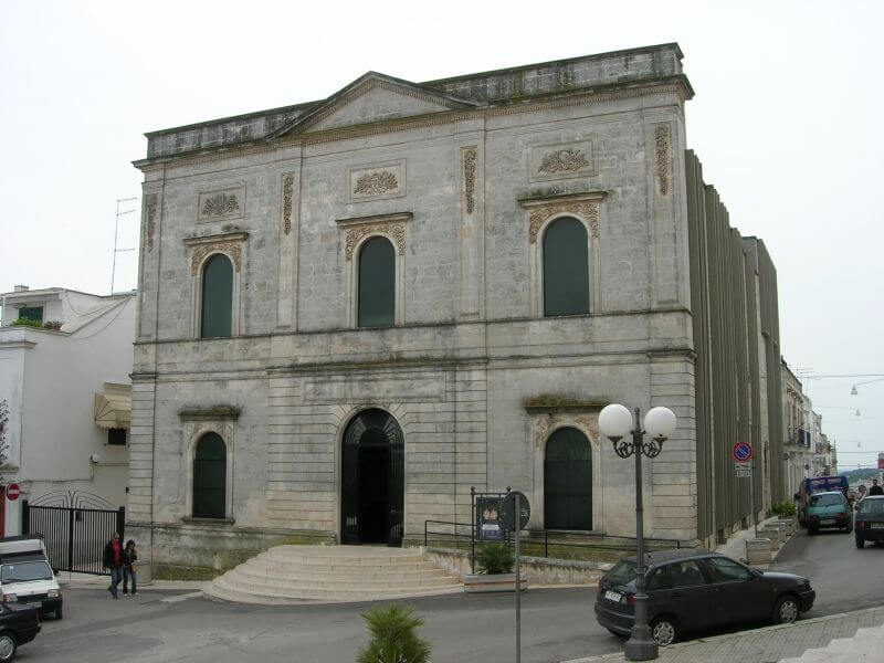 Teatro Comunale di Ceglie Messapica