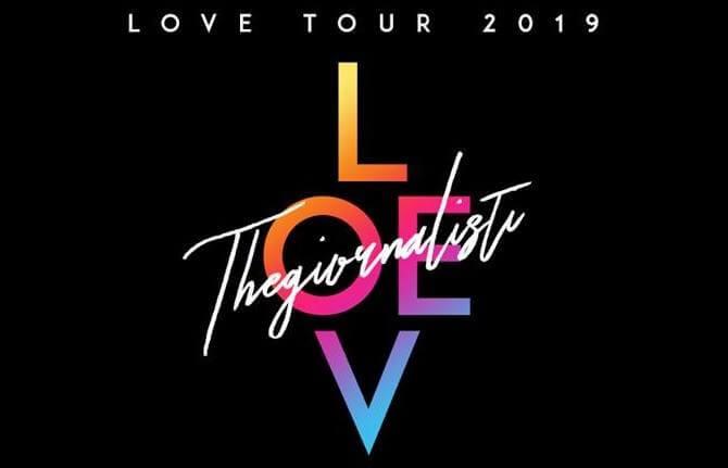 Thegiornalisti Live Tour 2019