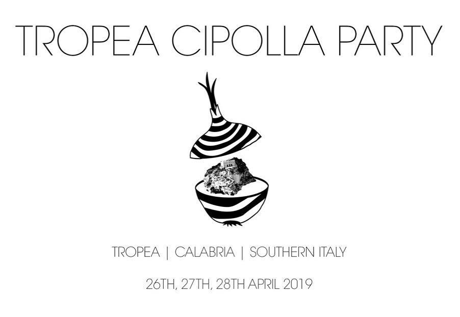 Tropea Cipolla Party 26-27-28 Aprile 2019