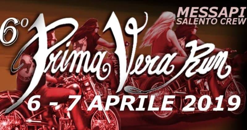 PrimaVera Run 6 aprile 2019 a Recale locandina