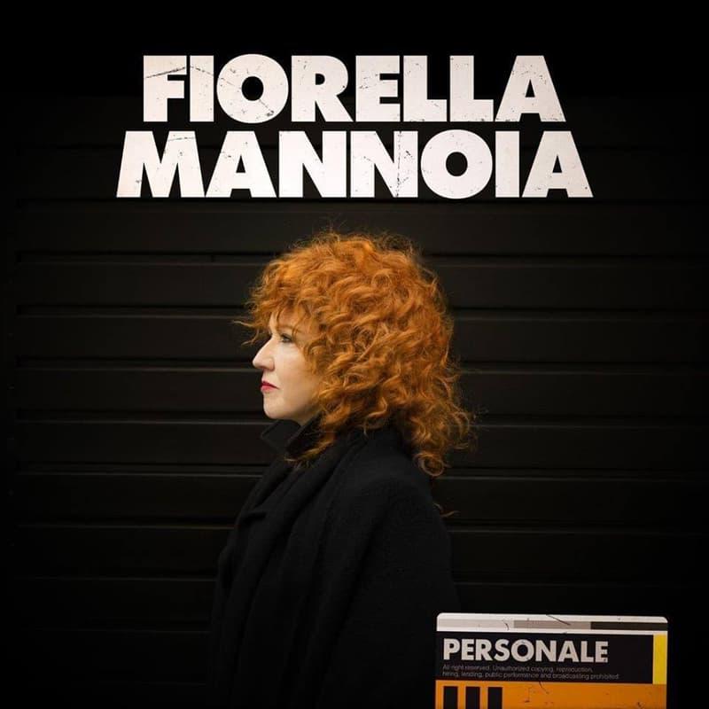 Fiorella Mannoia Personale Tour 2019